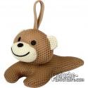 Buy Animals Sponge Bear 13 cm.Plush to customize.