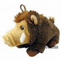 Buy Brown Boar plush 30cm. Personalized Plush Toy.