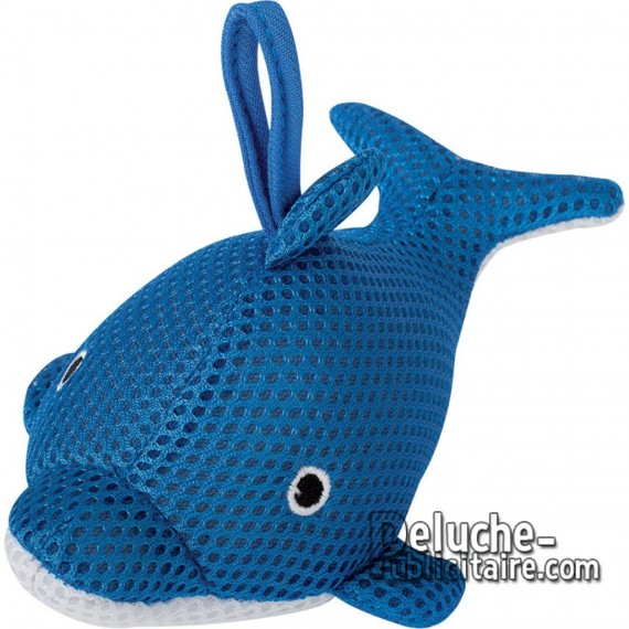 Buy Animals Sponge Dauphin 13 cm. Plush to customize.