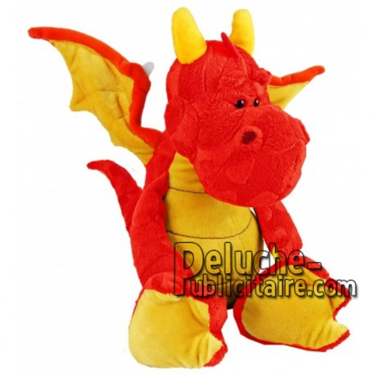 Buy red dragon plush 30cm. Personalized Plush Toy.
