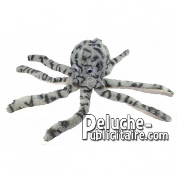 Buy Grey octopus plush 68cm. Personalized Plush Toy.