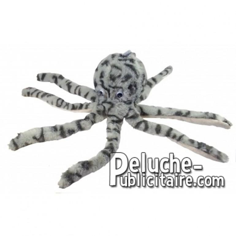 Buy Grey octopus plush 68cm. Personalized Plush Toy.