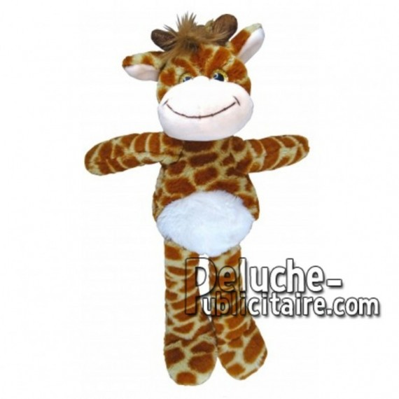 Buy yellow giraffe plush 35cm. Personalized Plush Toy.