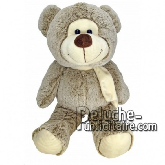 Buy Brown bear plush 55cm. Personalized Plush Toy.