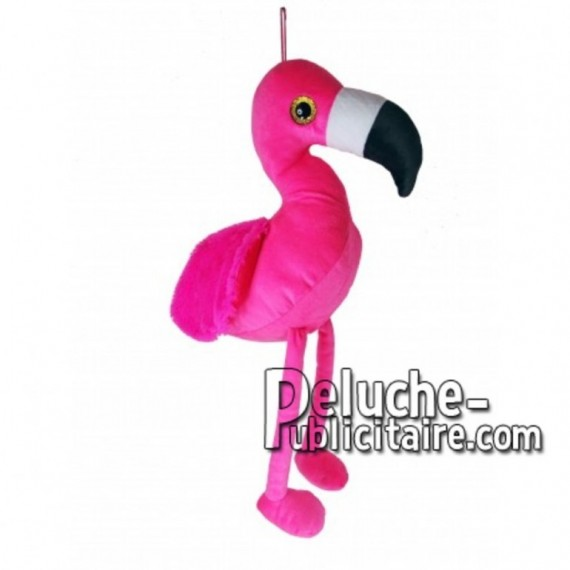 Buy pink Flamingo plush 58cm. Personalized Plush Toy.