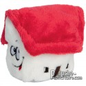 Purchase Homemade Plush Red Roof 7 cm. Plush to customize.
