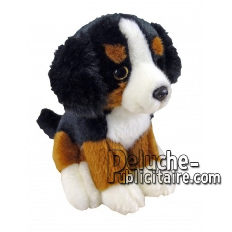 Buy Brown dog plush 18cm. Personalized Plush Toy.