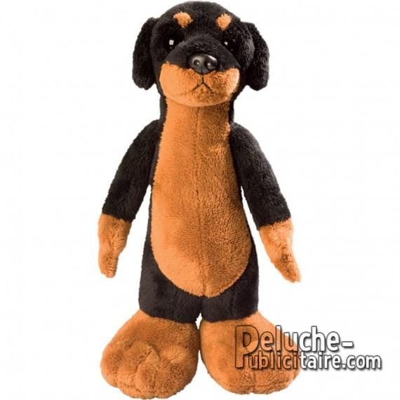 Buy Plush Dog 24 cm.Plush to customize.