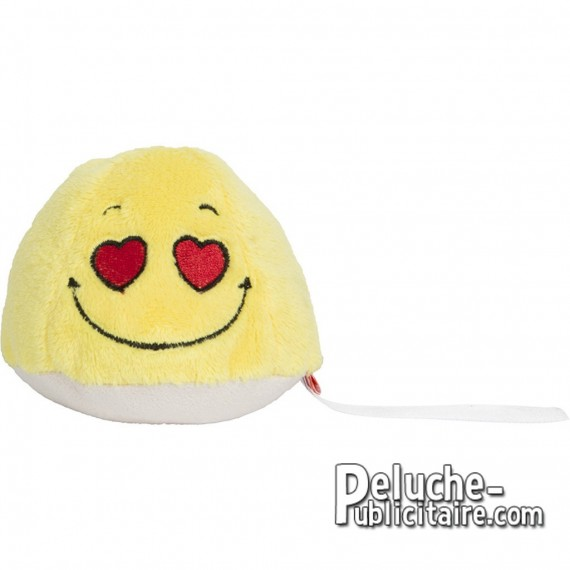 Purchase Cool Plush / Heart 7 cm. Plush to customize.