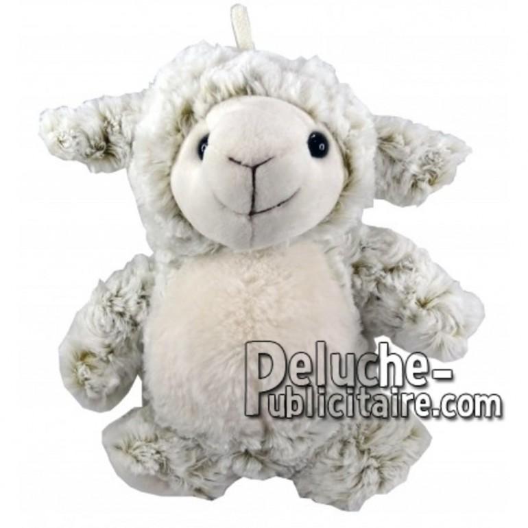 Buy White sheep plush 25cm. Personalized Plush Toy.