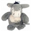 Buy Grey donkey plush 25cm. Personalized Plush Toy.