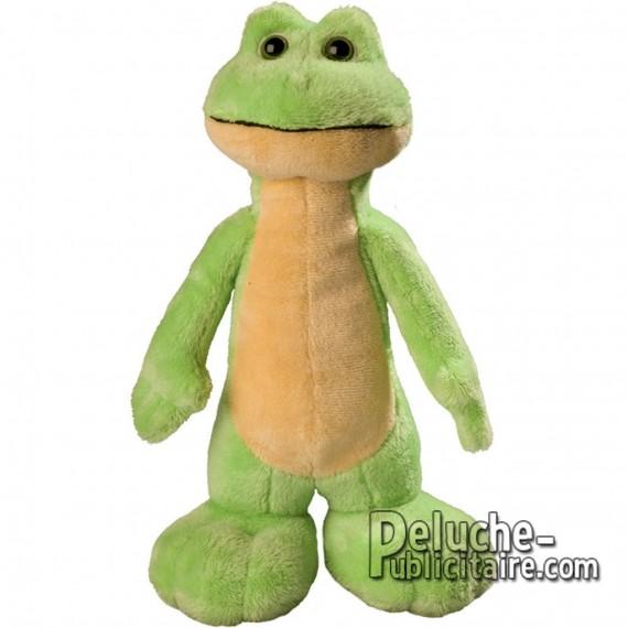 Purchase Frog Plush 25 cm.Plush to customize.
