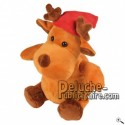 Buy Brown momentum peluche 25cm. Personalized Plush Toy.