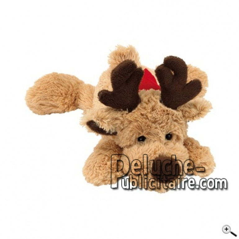 Buy Brown momentum peluche 17cm. Personalized Plush Toy.