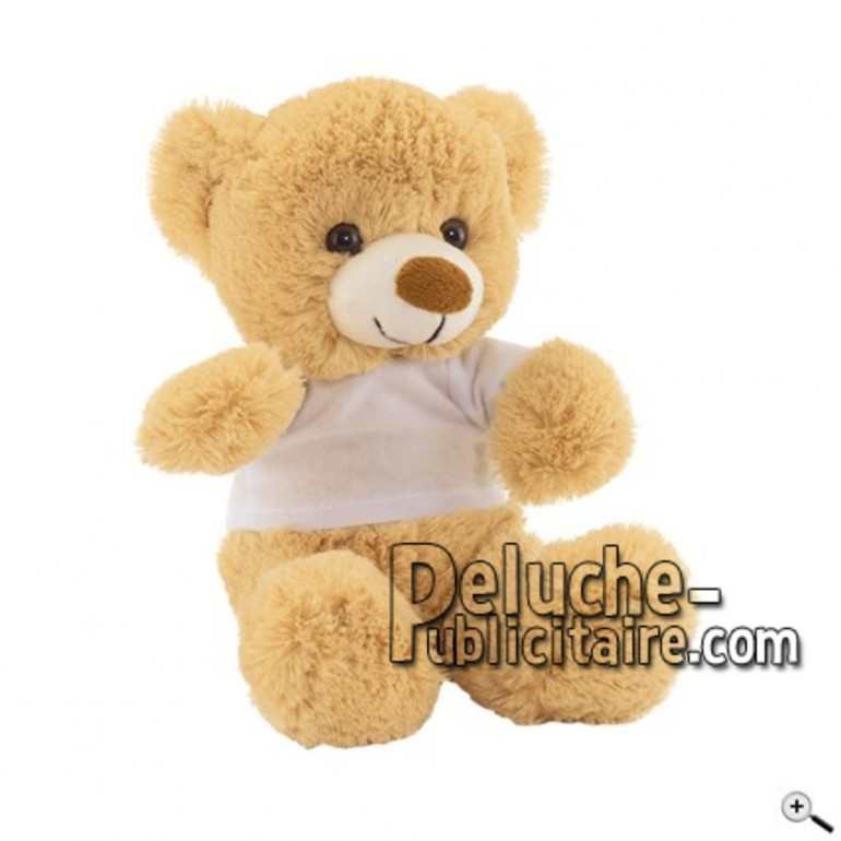 Buy Brown bear peluche 27cm. Personalized Plush Toy.