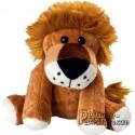 Purchase Lion Plush 15 cm.Plush to customize.