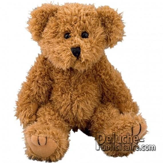 Purchase Bear Plush 20 cm.Plush to customize.