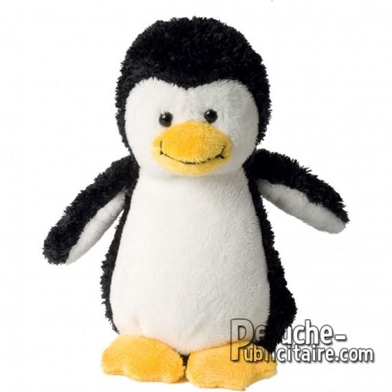 Achat Peluche Pingouin 15 cm. Peluche à Personnaliser.