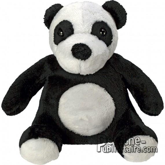 Achat Peluche Panda 13 cm. Peluche à Personnaliser.