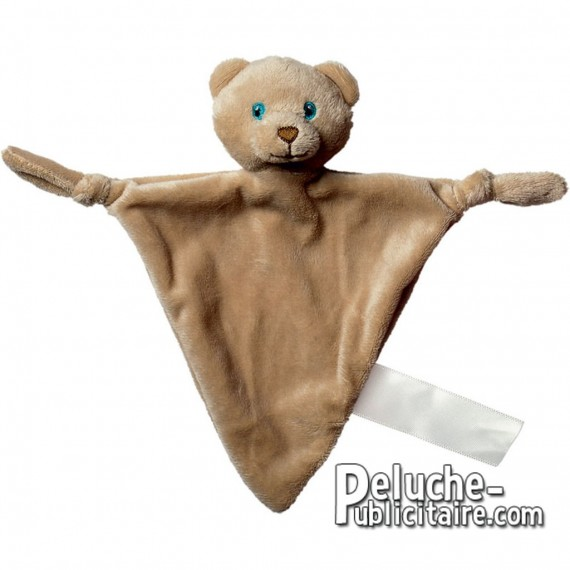 Purchase Bear Plush 18 cm. Plush to customize.
