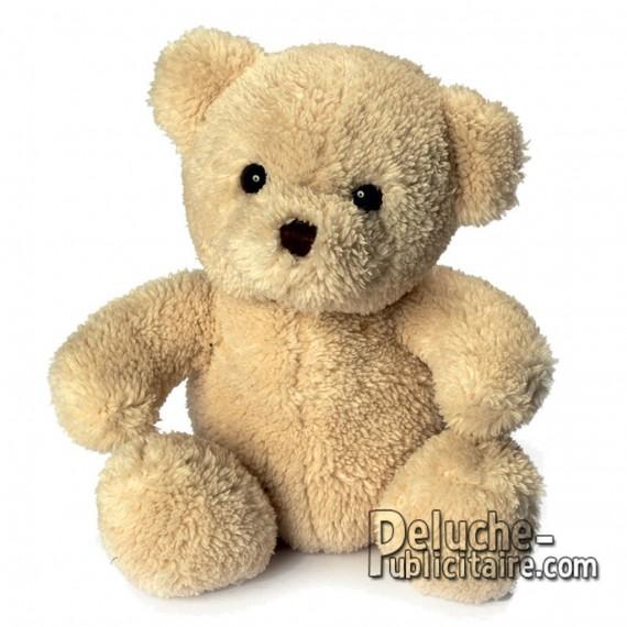 Purchase Bear Plush 14 cm.Plush to customize.