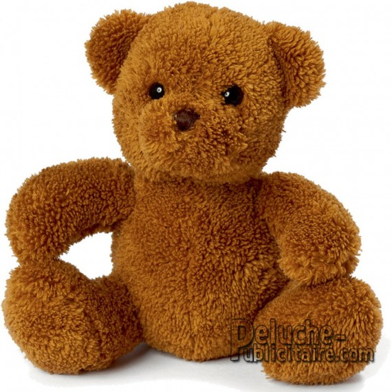 Purchase Bear Plush 14 cm. Plush to customize.