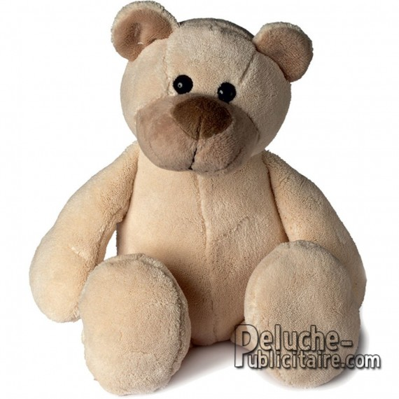 Purchase Teddy Bear Uni. Plush to customize.