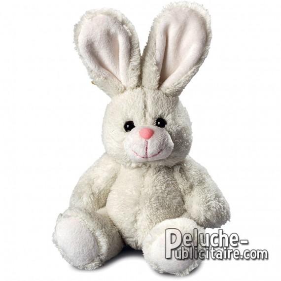 Buy Rabbit Plush 21 cm.Plush to customize.