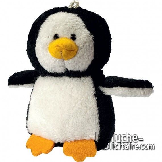 Purchase Penguin Plush 9 cm. Plush to customize.