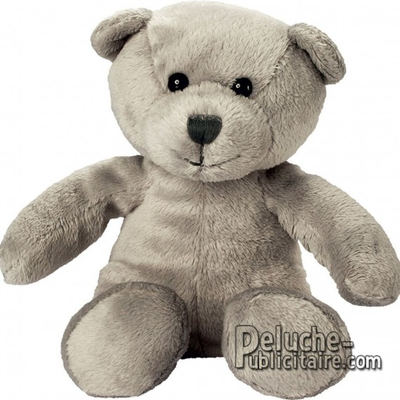 Purchase Bear Plush 19 cm. Plush to customize.