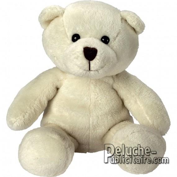 Purchase Bear Plush 19 cm.Plush to customize.