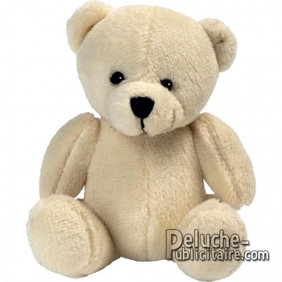 Purchase Bear Plush 9 cm.Plush to customize.
