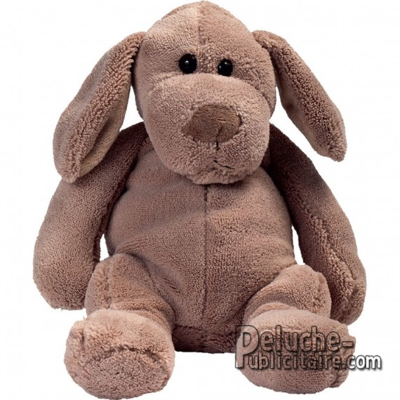 Buy Plush Dog 27 cm. Plush to customize.
