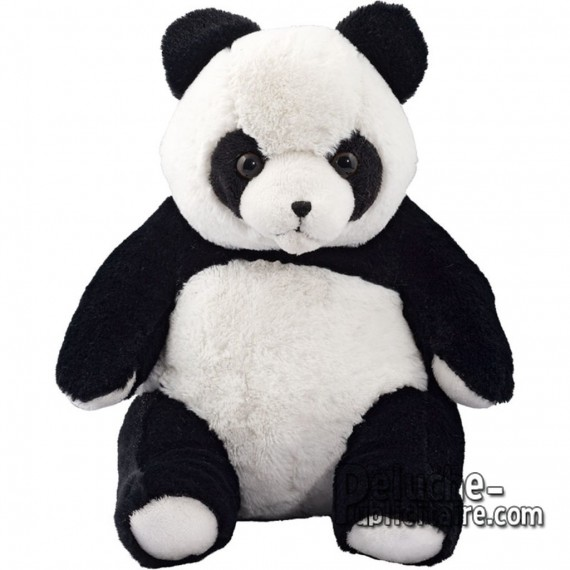 Achat Peluche Panda 21 cm. Peluche à Personnaliser.