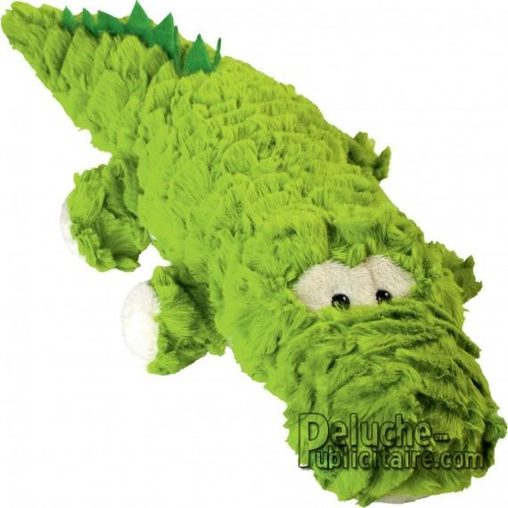 Achat Peluche Crocodile 42. Peluche à Personnaliser.