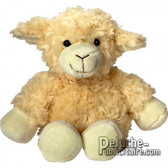Purchase Plush Sheep 17 cm. Plush to customize.